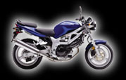Picture of SV650 V-Twin Sportbike